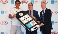 '2016 호주오픈 테니스 대회' 공식 후원